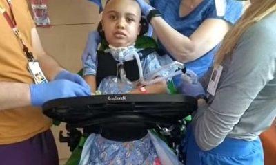 Koronavirüse yakalanan 8 yaşındaki çocuk felç oldu