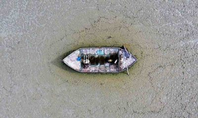 Koruma altında olan Karataş Gölü kurudu