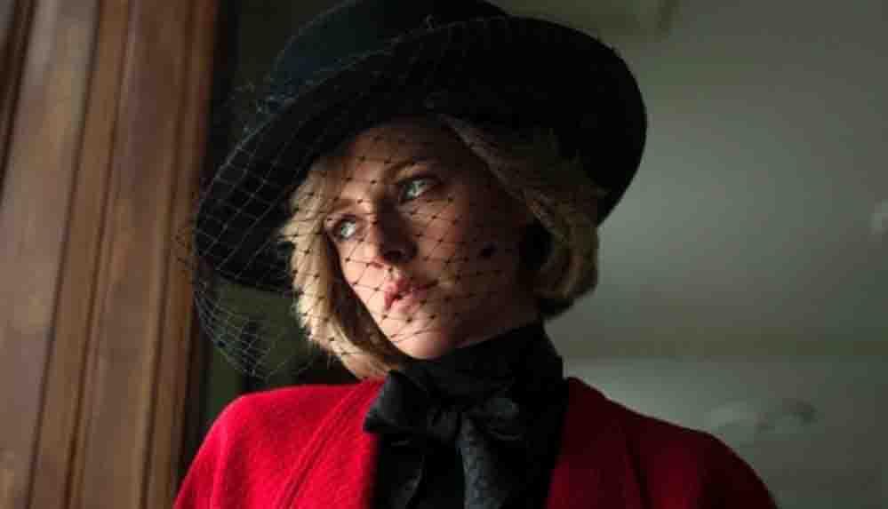 Kristen Stewart'lı Prenses Diana filmi 'Spencer'dan ilk uzun fragman yayınlandı