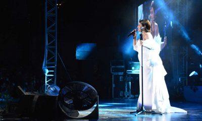Sibel Can, Zeki Müren'i Anma Gecesi'nde sahne aldı