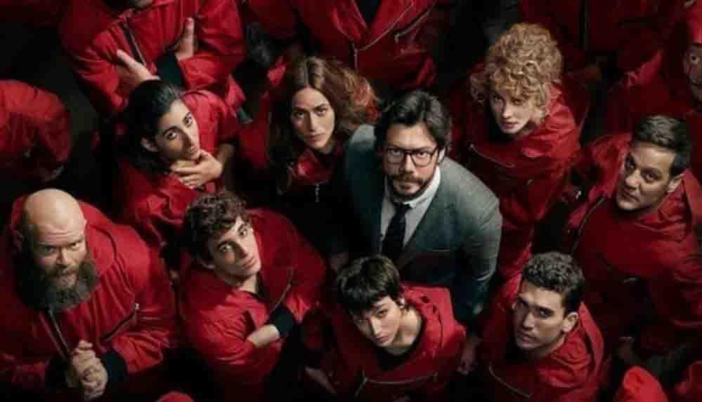 La Casa de Papel 5. sezonu yayınlandı