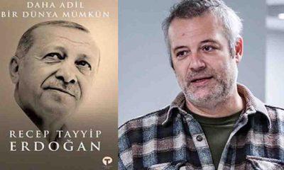 """Levent Üzümcü'den Erdoğan'a 'kitap' tepkisi: """"Beni işimden attıran..."""""""