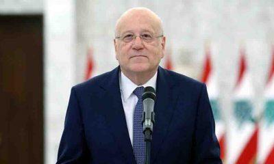 Lübnan'da yeni hükümeti kurmakla görevlendirilen Mikati, kabinesini açıkladı