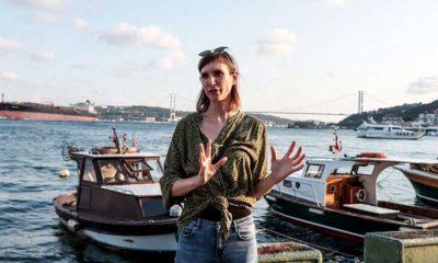 Macar şef İstanbul'a düzenlediği gastronomi turlarıyla Türk mutfağını dünyayla buluşturuyor