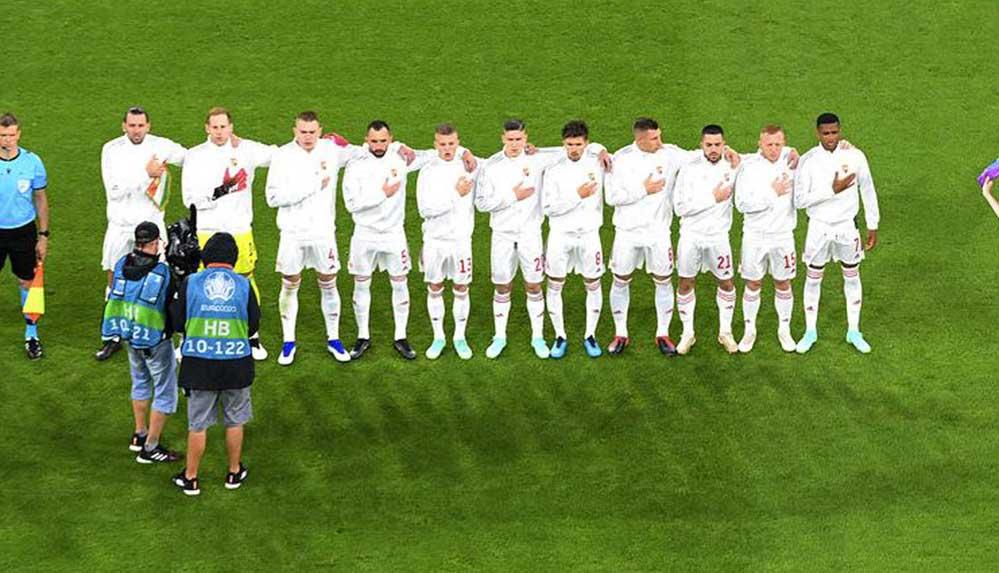 FIFA'dan Macaristan Milli Takımı'na ırkçı tezahürattan seyircisiz oynama cezası