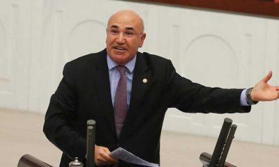 "CHP'li Tanal, kendisine ""terörist"" diyen MB'den 4 bin TL manevi̇ tazminat kazandı"