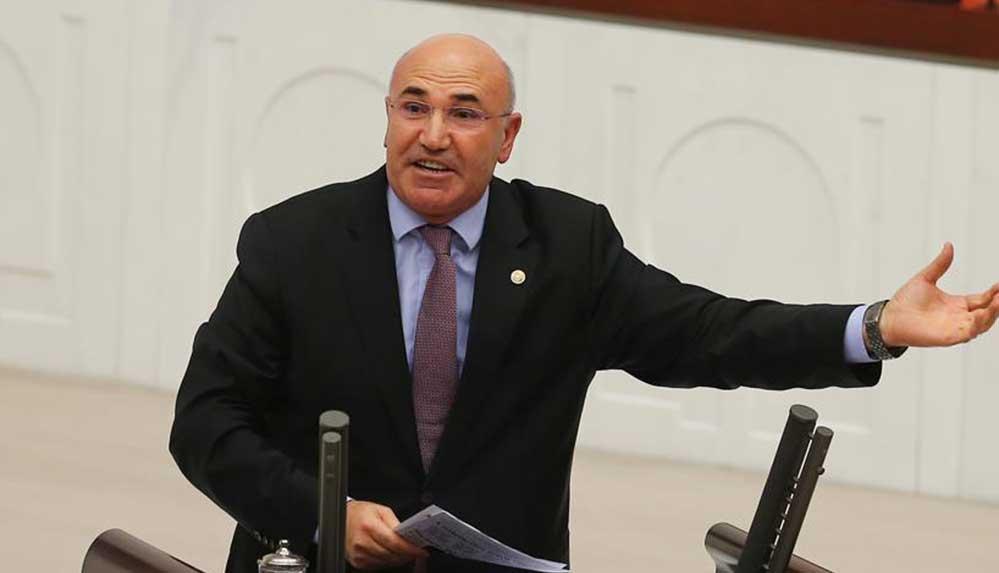 """CHP'li Mahmut Tanal: """"Şanlıurfa'da vatandaşlar, haberleri olmadan AKP üyesi yapılıyor"""""""