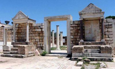 Manisa'daki gizli hazine: Sardes Antik Kenti