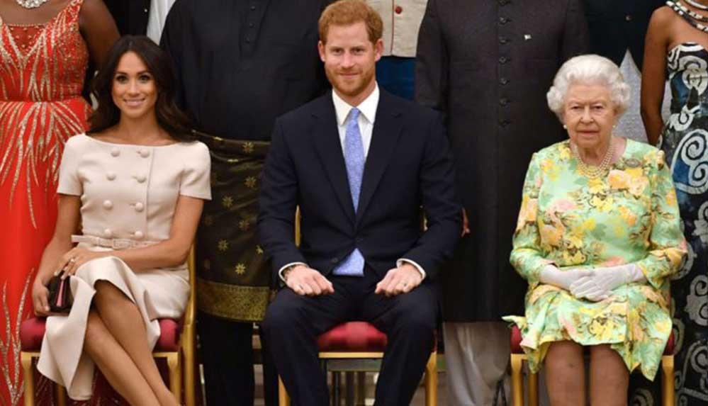 Prens Harry ve Meghan Markle'dan Kraliçe'ye 'şaşırtan' teklif