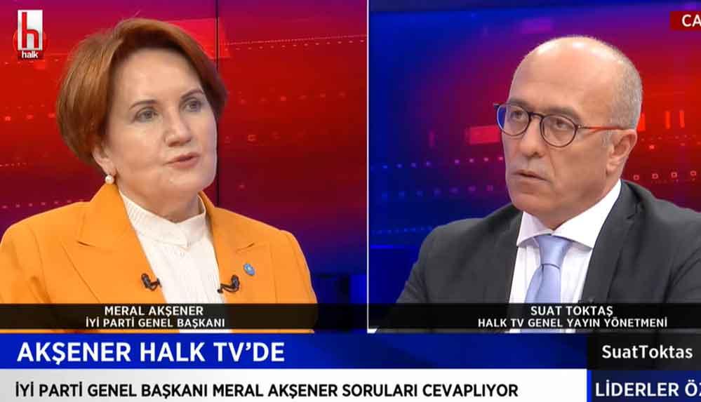 Meral Akşener: Cumhurbaşkanı adayı olmayacağım, ben başbakanlığa adayım