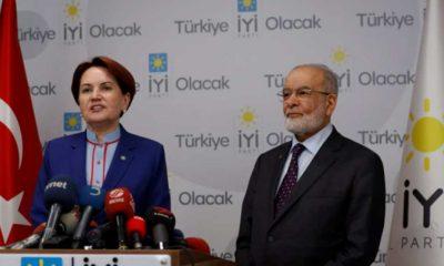 Akşener'den Merkez Bankası'nın faiz indirimine tepki: 'Tak diye söyledi, şak diye yapıldı'