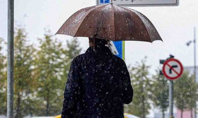 Meteoroloji'den etkili yağış uyarısı