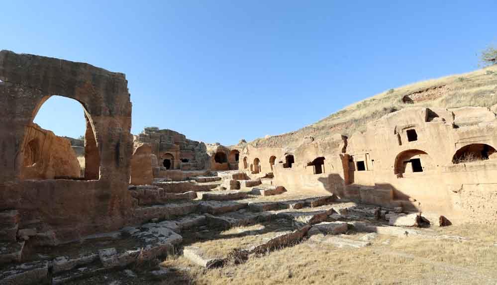 Mezopotamya'nın tarihi mirası gün yüzüne çıkıyor