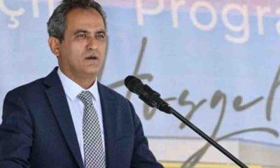 Milli Eğitim Bakanı Özer açıkladı: Yüz yüze eğitim devam edecek mi?