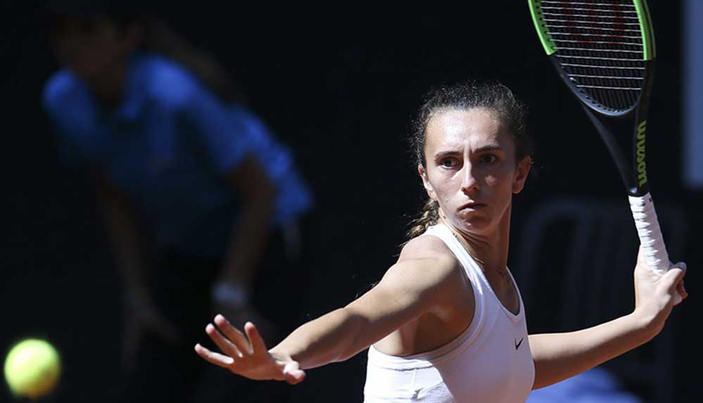 Milli tenisçi İpek Öz, İsviçre'de finale yükseldi