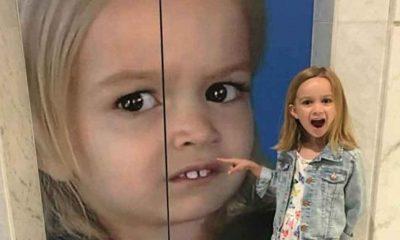 Minik kızın bu bakışı ailesine servet kazandırdı