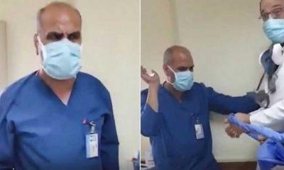 Mısır'da erkek hemşireden köpeğine secde etmesini isteyen doktor gözaltına alındı