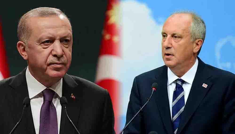 Muharrem İnce'den Erdoğan'a: Ya sarayın kapılarını açarsın ya da...