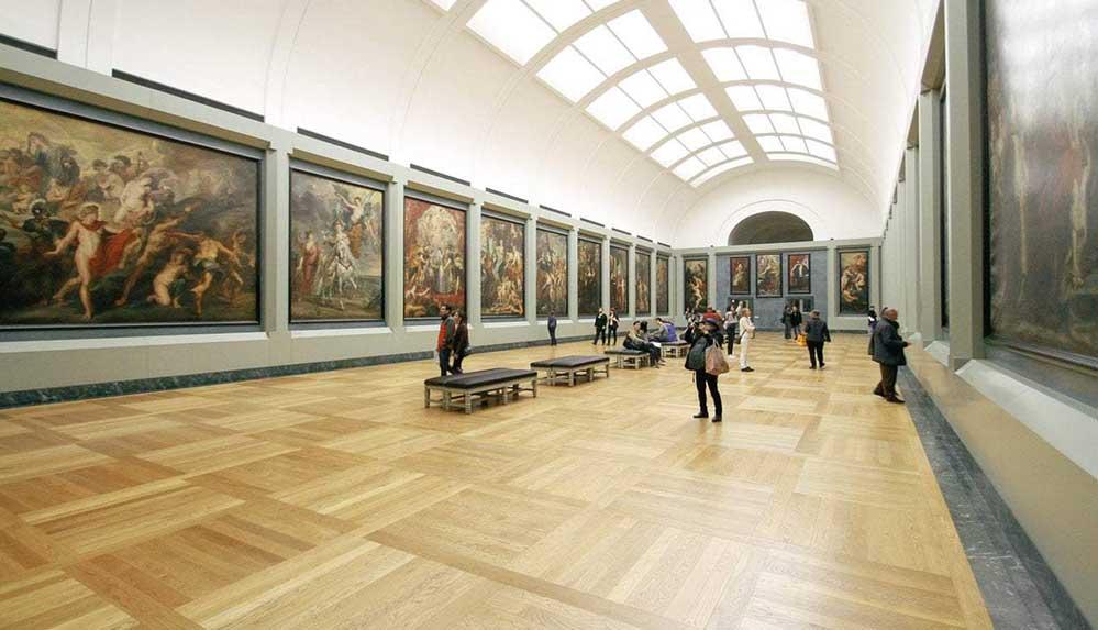 Müze ve ören yerlerindeki ziyaretçi sayısı yüzde 73,6 azaldı