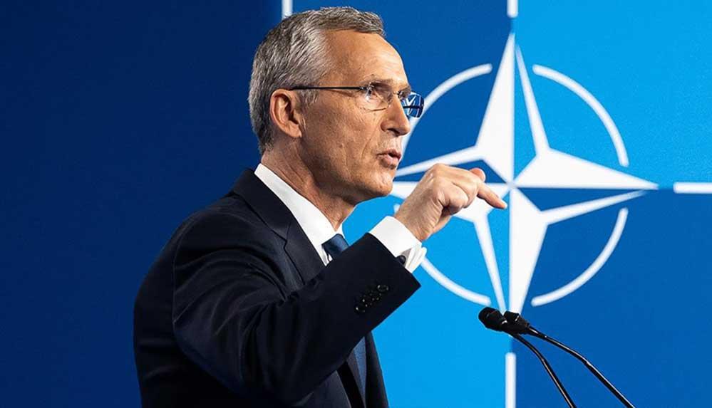 """NATO Genel Sekreteri Stoltenberg: """"Dünya hızla daha tehlikeli bir hal alıyor"""""""