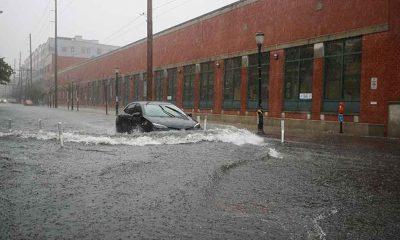 New York ve New Jersey'deki şiddetli yağışın neden olduğu selde ölenlerin sayısı 14'e yükseldi