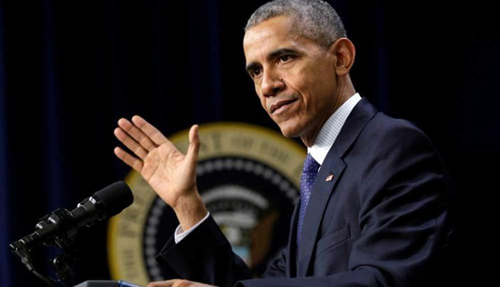 """Obama: """"Başkan olarak ilk yurt dışı turumda İstanbul'u ziyaret ettim ve bu harikaydı"""""""