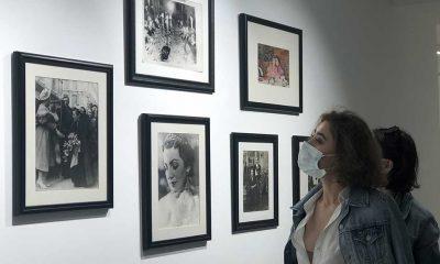 """""""Fahrelnissa Zeid: Fırtınaya Doğru"""" sergisi açıldı"""