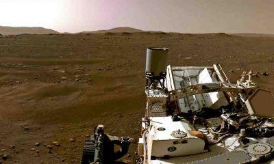 Perseverance Mars'tan ilk kaya örneğini aldı