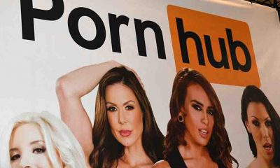 Pornhub, görüntülerini izinsiz kullandığı kadınlarla anlaşmaya vardı