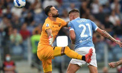 Roma derbisinde kazanan Lazio oldu