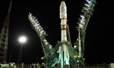 Rusya One Web'in 34 uydusunu uzaya fırlattı