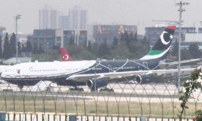 Kaddafi'nin oğlunun İstanbul'a geldiği ortaya çıktı