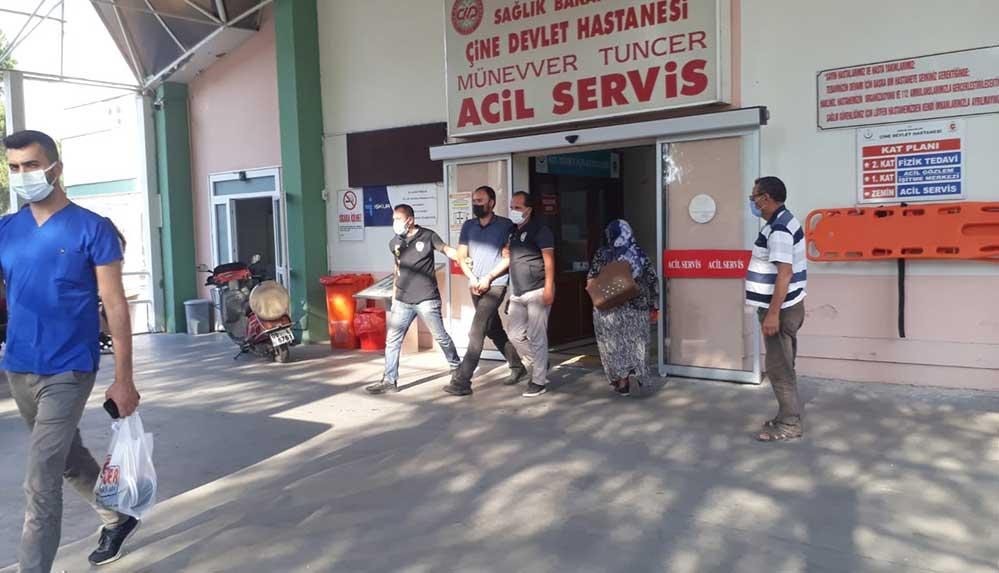 Aydın'da 5 yaşındaki çocuğu bıçaklayan zanlı tutuklandı