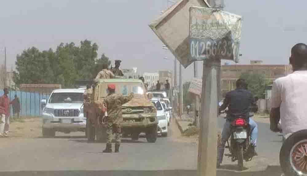 Sudan'da darbe girişimi ordu ve emniyet güçleri tarafından engellendi