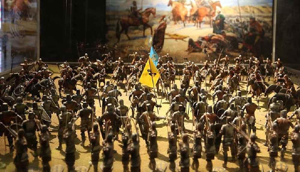 Sultan Alparslan'ın diyarındaki arkeolojik ve panoramik müzeler tarihe ışık tutuyor