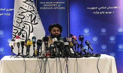 Taliban geçici hükümetinin Dışişleri Bakanı Vekili Muttaki: Türkiye iyi bir hükümete sahip