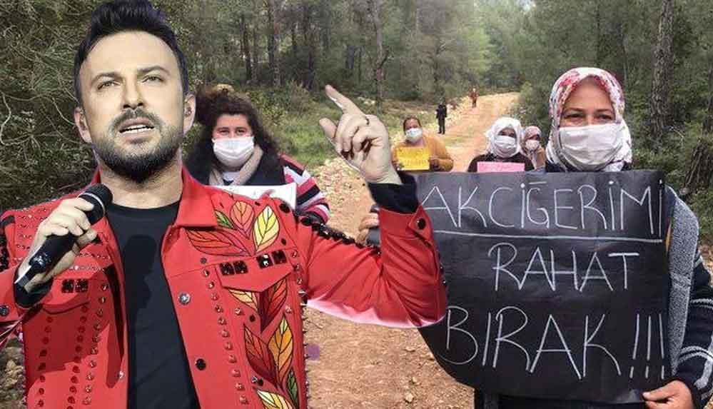 Tarkan'dan '7 Eylül' öncesi Akbelen Ormanı paylaşımı: 'Kaybedecek hiç vaktimiz yok'