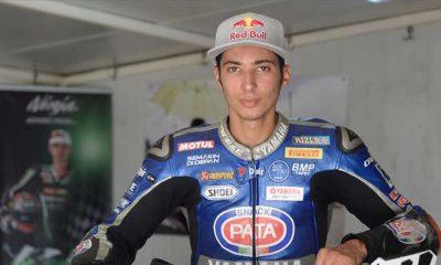 Milli motosikletçi Toprak Razgatlıoğlu, İspanya'da ikinci oldu