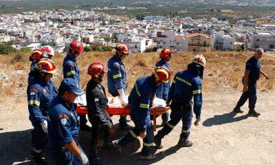 """Girit depremi sonrası Prof. Dr. Şükrü Ersoy' açıkladı: """"Tsunami ve Volkanik patlama riski var!"""""""