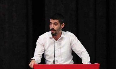 CHP Denizli Gençlik Kolları Başkanı gözaltına alındı