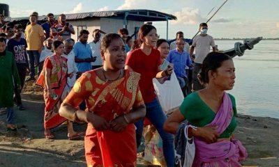 Hindistan'da iki yolcu teknesi çarpıştı, bir kişi öldü, 30 kişi kayboldu