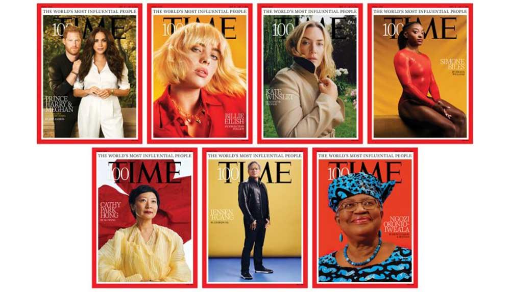 """TIME dergisinin """"Dünyanın en etkili 100 kişisi"""" açıklandı: Listede 1 Türk var"""
