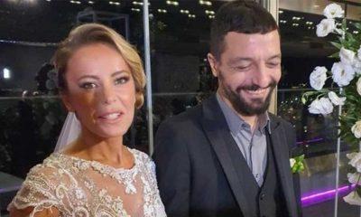 Mehmet Erdem ve Vildan Atasever evlendi