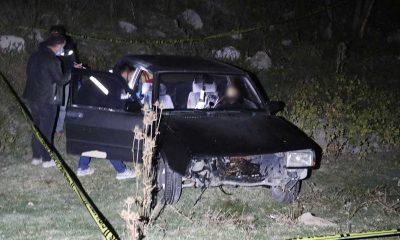Polisten kaçan şüpheli başından vurularak öldüğü zannedilmişti... Sürücünün vurulmadığı ortaya çıktı