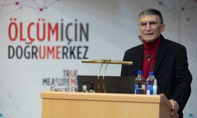 Nobel ödüllü bilim insanı Aziz Sancar'dan Türkiye'ye aşı mesajı: