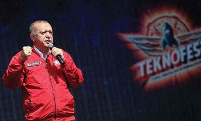 Erdoğan: Türk gençliğini yeni dünyanın en yetkin nesli haline getireceğiz