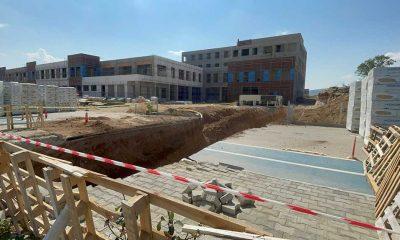 Isparta'da yerleşkedeki inşaat çukuruna düşen üniversite öğrencisi hayatını kaybetti