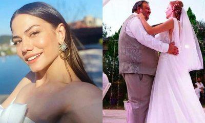 Ablasının düğününe katılmamıştı... Demet Özdemir'den açıklama