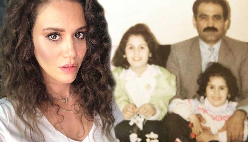 Babasını kaybeden oyuncu Ekin Türkmen arkadaşlarına sitem etti