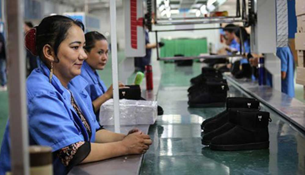 """Alman şirketler hakkında """"Çin'de zorla çalıştırılan Uygur iş gücünden yararlandıkları"""" şüphesiyle suç duyurusu"""